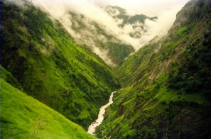 Image result for going through the valley